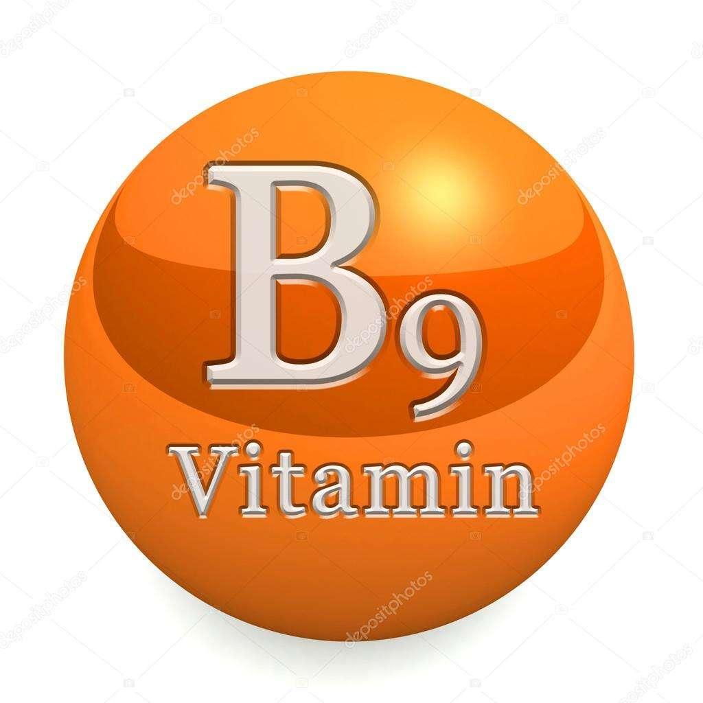 Βιταμίνη Β9 ή Φολικό Οξύ
