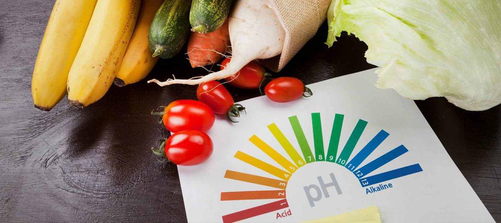 pH Οξεοβασική ισορροπία